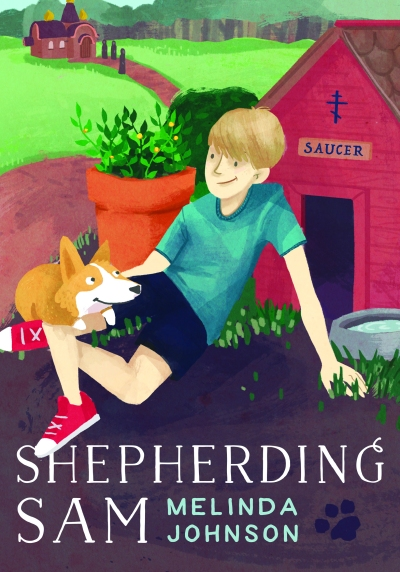 Shepherding Sam Cover